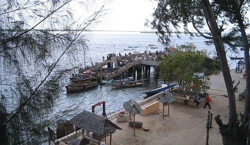 [View of Lamu]