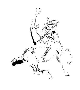 Horseman, Heinrich Kley